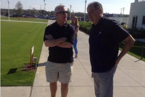 Baseball Writers Take Awful Spring Training Pics