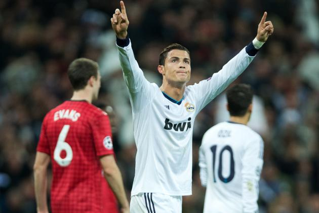 Manchester United vs. Real Madrid: Ronaldo's Clutch Goal Proves Club Needs Him