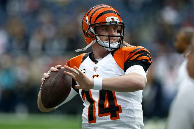 Could Andy Dalton's Future Look a Lot Like Joe Flacco's Present?
