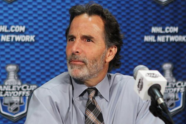 2013 NHL Season: What's Wrong with the New York Rangers?
