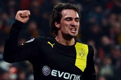 Shak Donetsk V B Dortmund: 13th Feb 2013 | Report