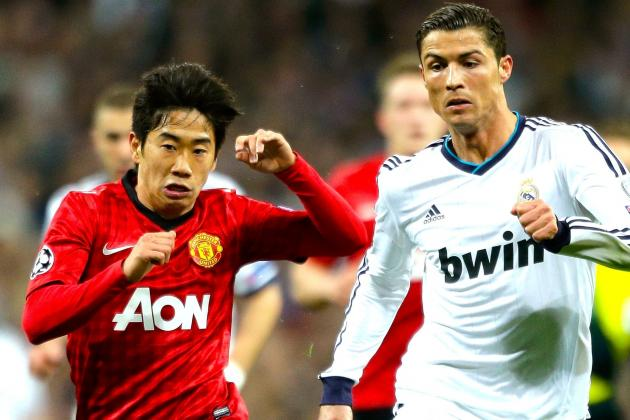 Real Madrid vs. Manchester United: Score, Grades and Post-Match Reaction