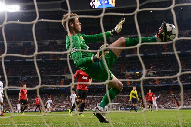 David De Gea Steps Up to Plate for United on His Return to Madrid