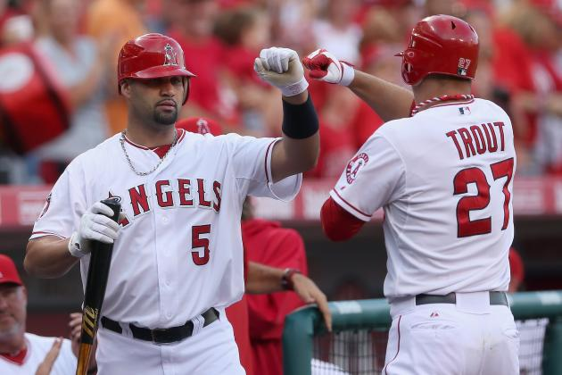 MLB Preseason Evaluation Series: 2013 Los Angeles Angels