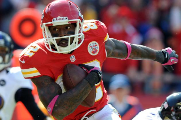 Dwayne Bowe: Ranking Most Likely Landing Spots for Electric Receiver
