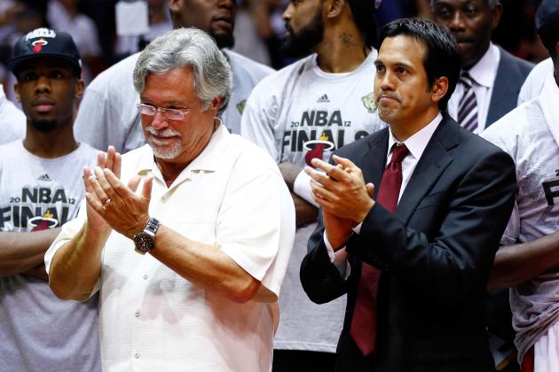 How Miami Heat Can Assure Big 3 Stay in 2014