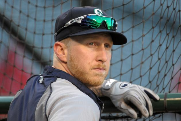Mike Carp Designated for Assignment by Mariners to Make Way for Joe Saunders