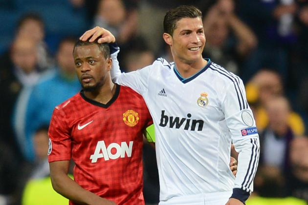 Cristiano Ronaldo Proves He Can Shine on Any Stage with Goal vs. Manchester Utd