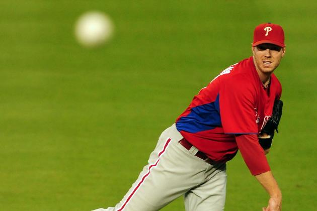 Halladay Says He Feels Great, but Can He Be Great Again?