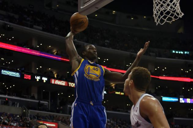 NBA Trade Deadline: Is Harrison Barnes Expendable to the Warriors?