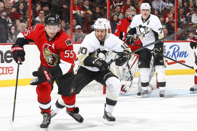 ESPN Gamecast: Senators vs. Penguins