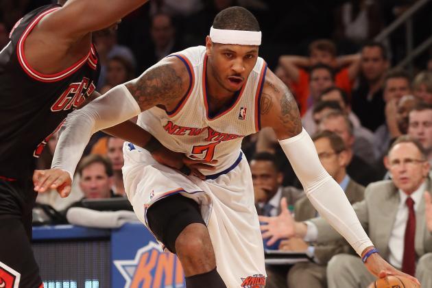 NBA Gamecast: Raptors vs. Knicks