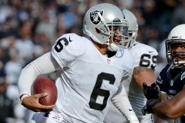 Oakland Raiders staying open-minded on QB position