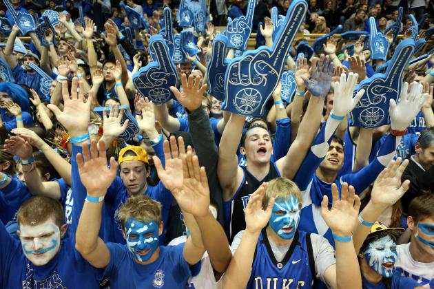 North Carolina vs. Duke: Live Score, Updates and Analysis for ACC Game
