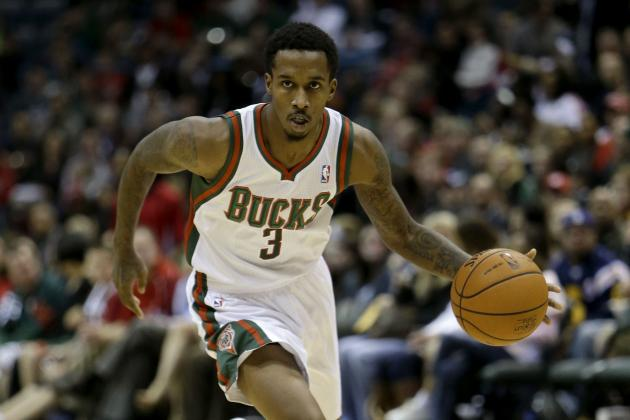 Brandon Jennings: Bucks' PG Smart To Take High Road About Reported Trade Demands