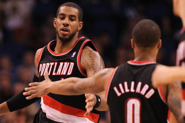 NBA Gamecast: Blazers vs. Hornets
