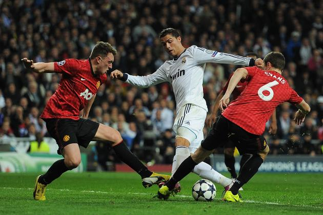 Real Madrid vs. Manchester United: Changes United Must Make for UCL Second Leg