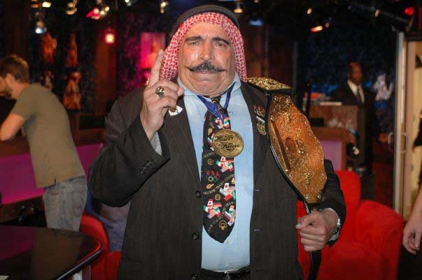 Iron Sheik: IOC Dumb Jabroni for Take the Wrestling out of Olympics