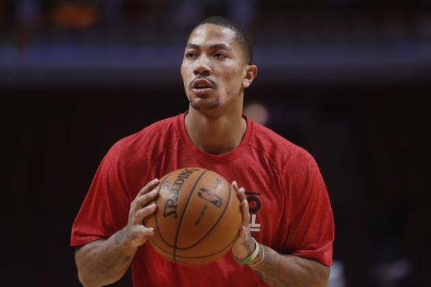 Buying or Selling Conspiracy Theories Behind Derrick Rose's Return