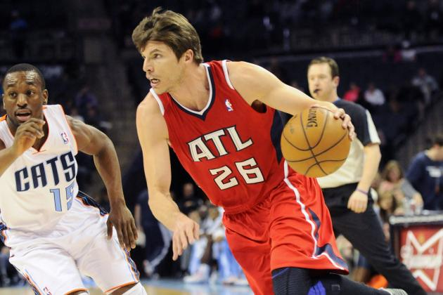 Indiana Pacers Could Look at Kyle Korver