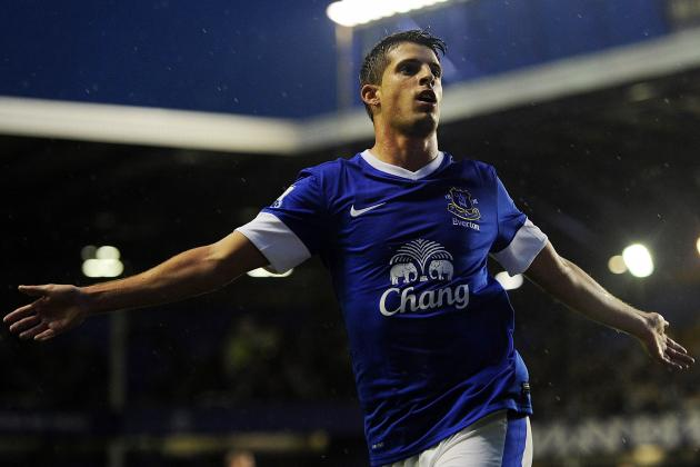 Kevin Mirallas Will Be Vital If Everton Seek European Football and FA Cup Glory
