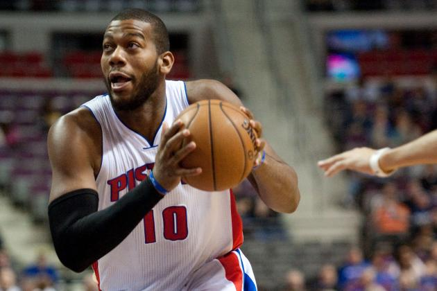 NBA Gamecast: Wizards vs. Pistons