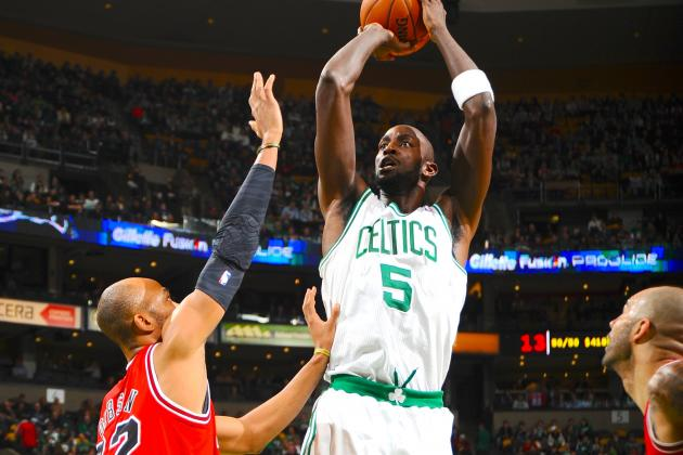 Chicago Bulls vs. Boston Celtics: Live Score, Results and Game Highlights