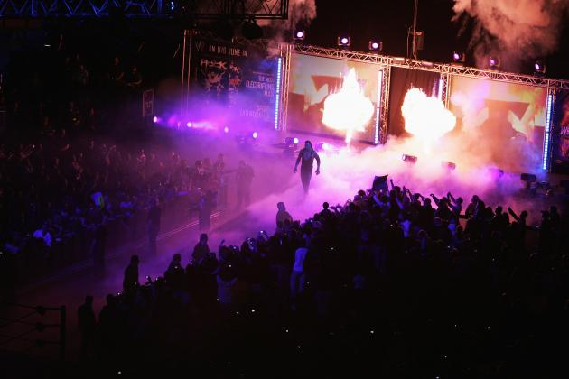 WWE: A Fitting Way for the Undertaker's WrestleMania Streak to End
