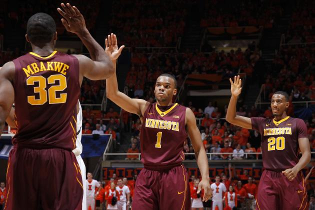 Minnesota Basketball: Reviewing Gophers' NCAA Tournament Résumé