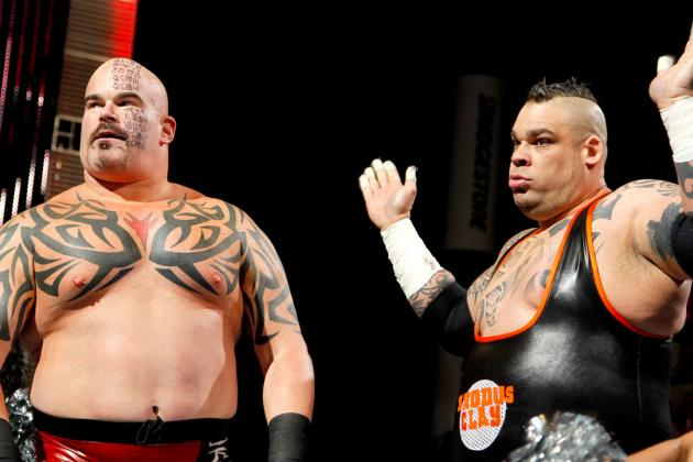 Tensai and Brodus Clay's New Tag Team Is the Right Move for Both Superstars