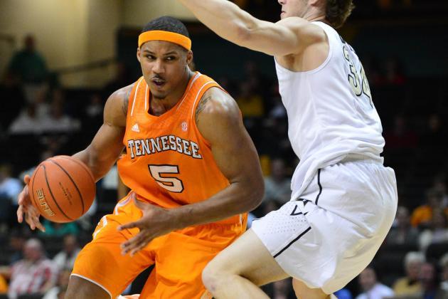 Tennessee 58, Vanderbilt 46
