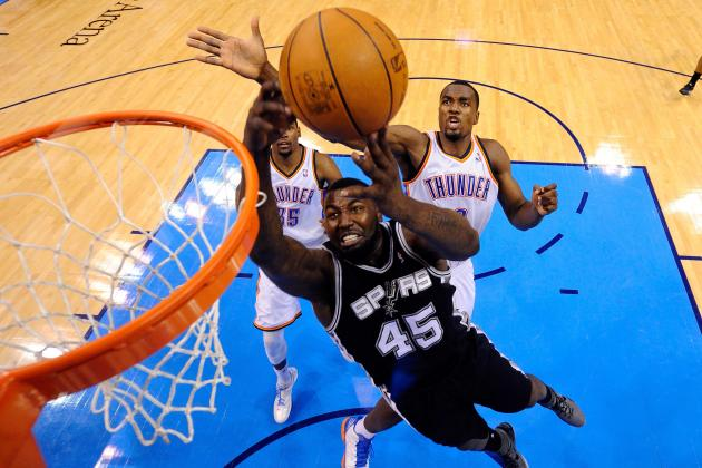 Heat Trade Rumors: Miami Smart to Target DeJuan Blair from San Antonio Spurs