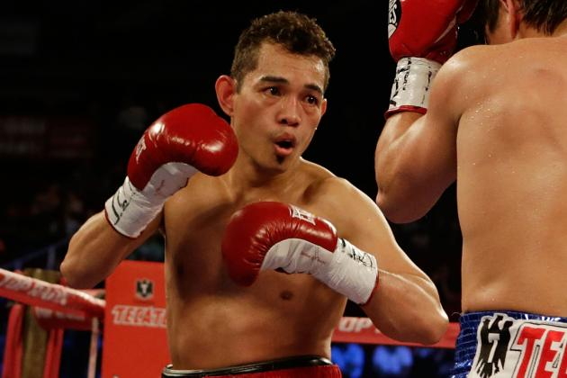 Source: Donaire to Fight at Radio City