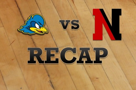 Delaware vs. Northeastern: Recap, Stats, and Box Score
