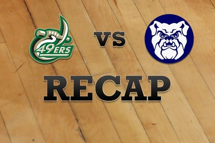 Charlotte vs. Butler: Recap, Stats, and Box Score