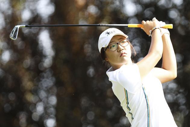 Teen Star Lydia Ko Leads Women's Australian Open