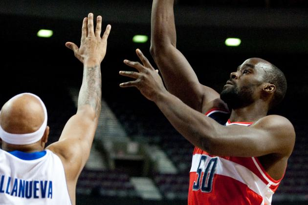 Washington's Four-Game Winning Streak Snapped by Detroit, 96-85