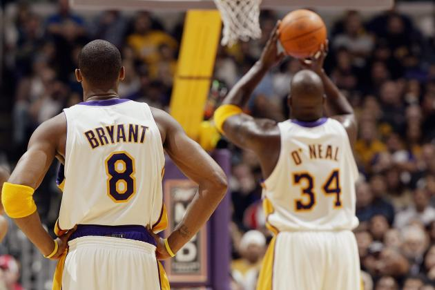 Kobe Bryant Says He and Shaq Have 'Really, Really Good Relationship' Now