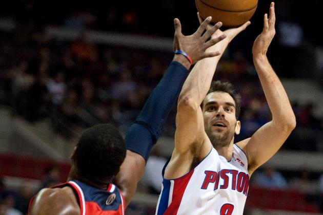 Pistons Mount Strong Fourth-Quarter Rally, Beat Wizards