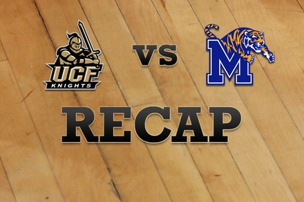 UCF vs. Memphis: Recap, Stats, and Box Score