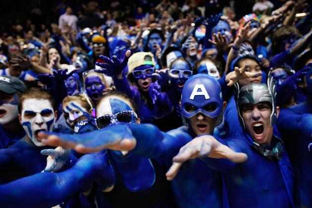 Duke Basketball: Breaking Down the Blue Devils' Final Four Chances