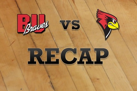 Bradley vs. Illinois State: Recap, Stats, and Box Score