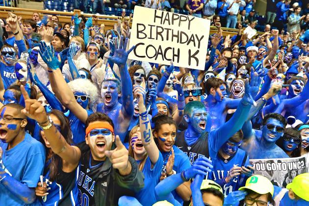 No. 2 Duke Takes Down North Carolina, 73-68 at Cameron Indoor