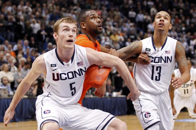 The Small, Guard-Oriented Connecticut Huskies out-Rebounded the Orange