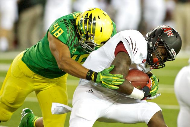 Oregon Ducks Football: Why LB Rodney Hardrick Should Start for the Ducks in 2013