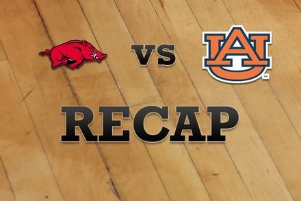 Arkansas vs. Auburn: Recap, Stats, and Box Score