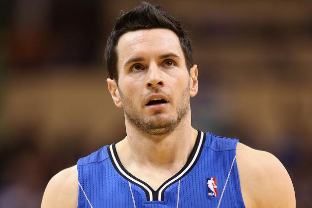 J.J. Redick Wanted to Be in the Three-Point Contest at All-Star Weekend