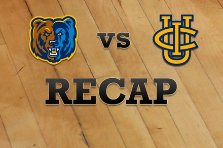 UC Riverside vs. UC Irvine: Recap, Stats, and Box Score