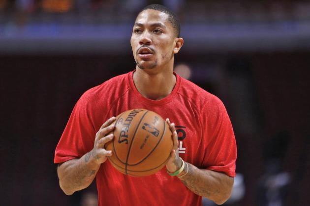Derrick Rose Injury: Bulls Star Suggests He Could Miss Entire Season