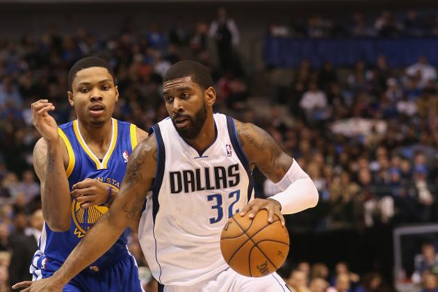 How to Fix O.J. Mayo's Recent Struggles with the Dallas Mavericks